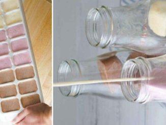 14 крутих способів використовувати формочки для льоду