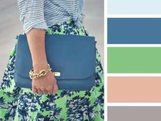 19 ідеальних поєднань кольорів в одязі