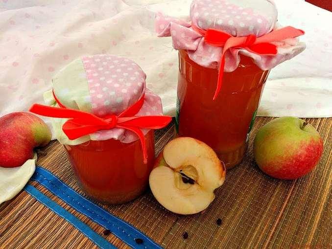 Консервований яблучний сік. Користь для організму