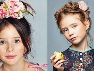 Дитячі зачіски для дівчаток
