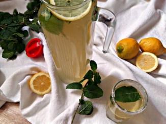 М'ятний лимонад. Рецепт приготування