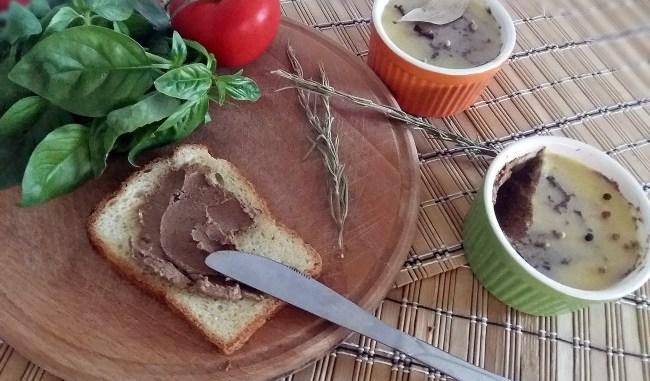 Печінковий паштет: домашній рецепт приготування