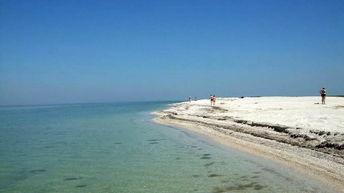 5 затишних та маловідомих пляжів України (+фото)