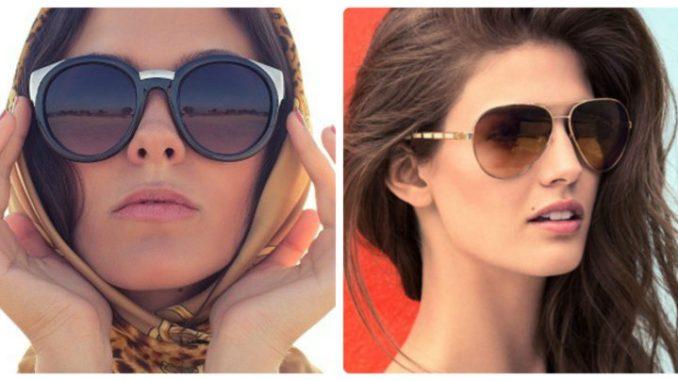 Сонцезахисні окуляри: як вибрати окуляри за формою обличчя?