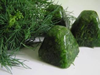 Як заморозити зелень на зиму? 5 простих способів