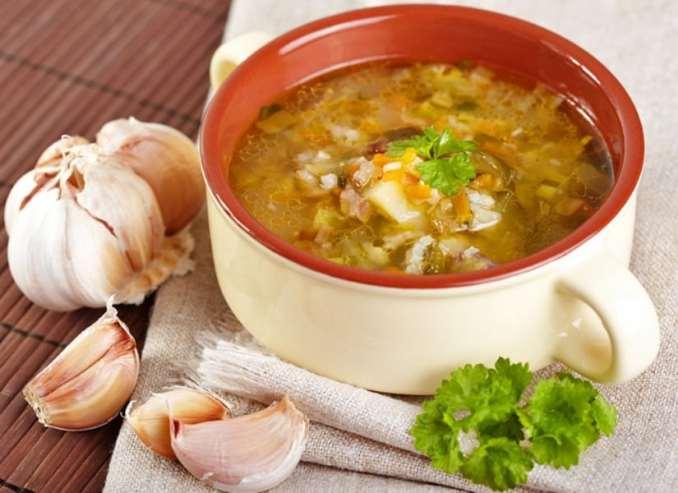 Пісні супи