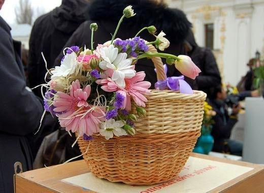Декор Великоднього кошика 33 фото-ідеї (18)