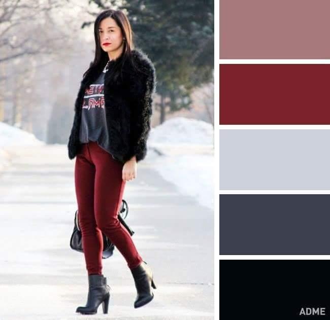 Трендові кольори в одязі осінь-зима фото та найактуальніші поєднання (15)