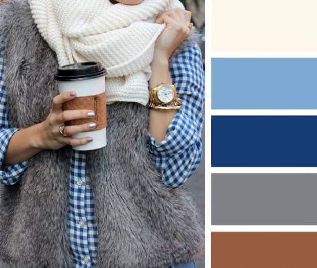Трендові кольори в одязі осінь-зима фото та найактуальніші поєднання (6)
