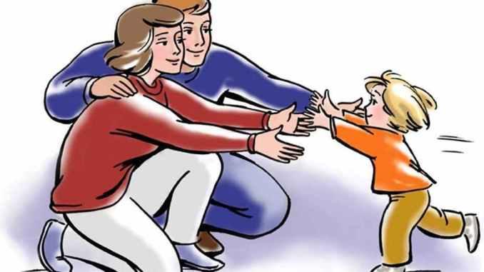 7 фраз, які батьки повинні казати своїм дітям кожного дня