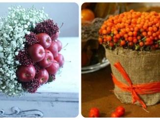 Осіння флористика та декор: підбірка ідей для натхнення