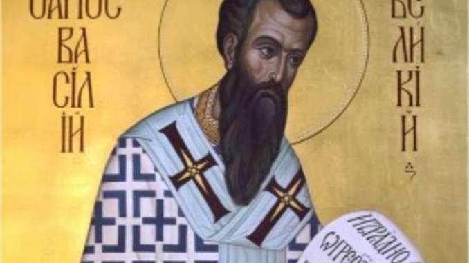 14 січня – Василія Великого і Старий Новий рік