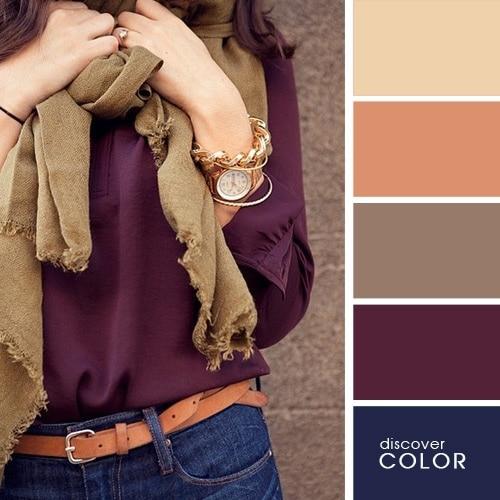 16 прикладів ідеального поєднання кольорів в одязі