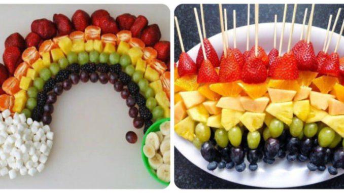 Як красиво подати фрукти до столу: варіанти оформлення фруктової нарізки