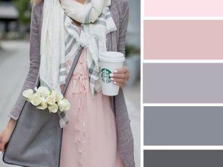 Як поєднувати кольори в одязі: 15 палітр для ідеального стилю