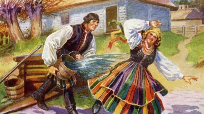 Обливаний понеділок – не просто день бешкетників: історія, традиції