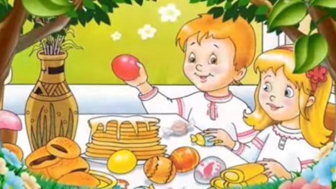 Великодні мультфільми для дітей. Як розказати дитині про Великдень