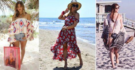 Стильні ідеї, як одягнутися на пляж: пляжні образи цього літа (ФОТО)