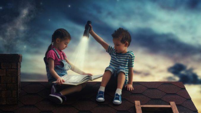 50 книг, від яких ваші діти не зможуть відірватися