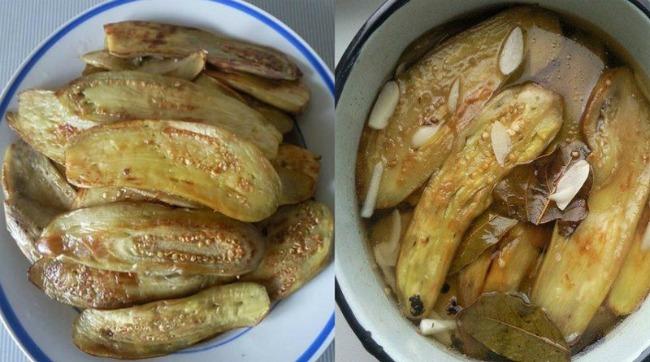 Мариновані баклажани по-новому: смакота неймовірна