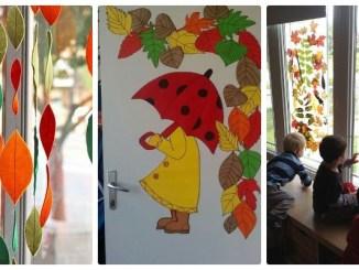 Прикрашаємо школу та садочок до свята осені: 45 надихаючих фото-ідей