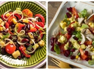 Осінні салати — 8 смачних та простих рецептів
