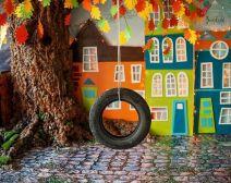 Прикрашаємо школу та садочок до свята осені 45 надихаючих фото-ідей (18)