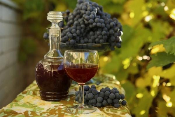 Вино з винограду Ізабелла в домашніх умовах