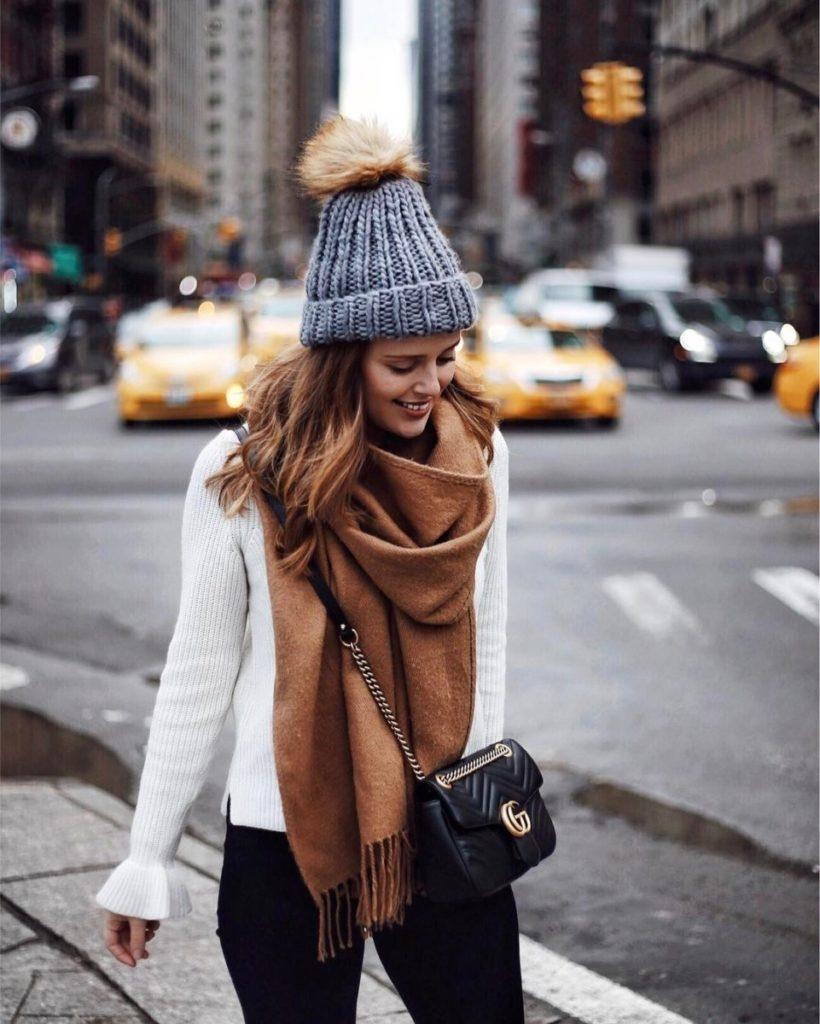 какой шарф выбрать
