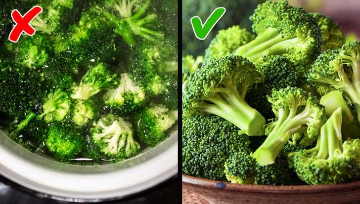 как готовить брокколи