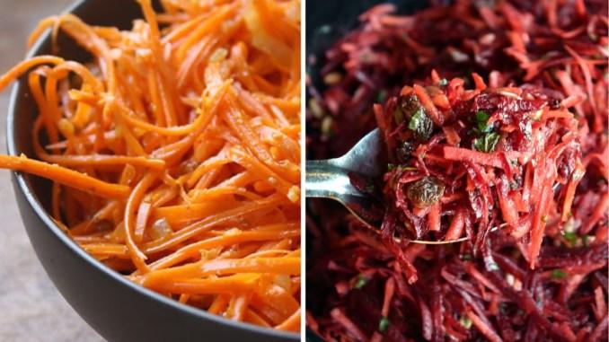 Салати по-корейськи — 5 смачних рецептів