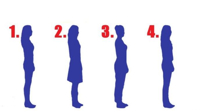 Тест: визначте по тіні, хто з цих жінок найстаріша. Ваш вибір розповість дещо цікаве