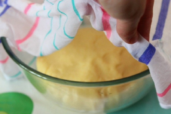 Паска Краффін - покроковий рецепт приготування з фото