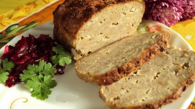"""М'ясний хлібець, або """"Заєць"""" — покроковий рецепт з фото"""