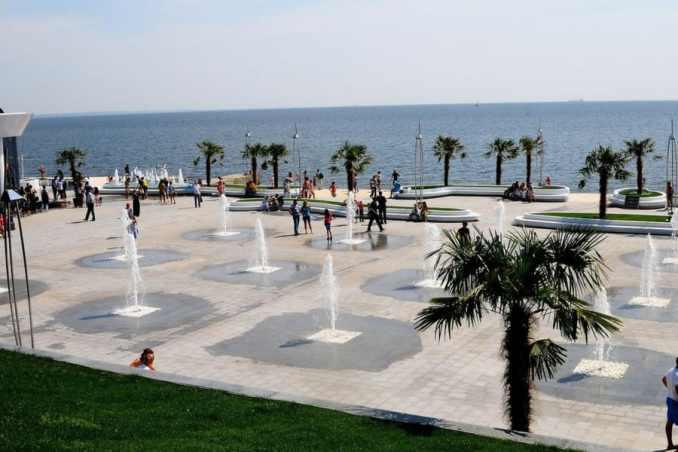 Одеса море