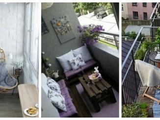Перетворіть балкон на улюблене місце у своєму домі: 40 ідей для натхнення (ФОТО)