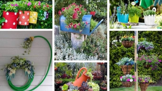 30 чудових ідей для прикраси вашого саду