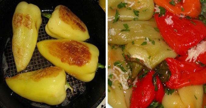 Перець по-вірменськи: готується з цілих, неочищених плодів. Варто приготувати!