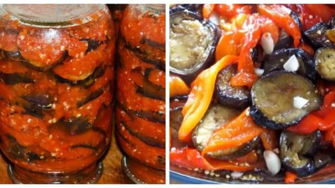 Рецепти баклажанів на зиму — 5 неймовірно смачних заготовок. Встигніть запастися смакотою!