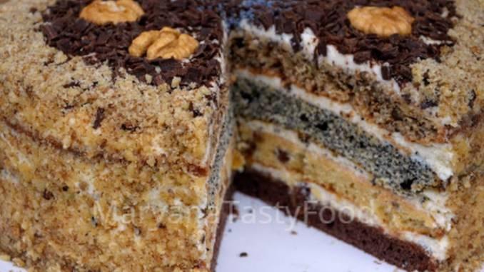 Справиться навіть новачок: перевірений рецепт дуже ніжного торта «Дамський каприз»