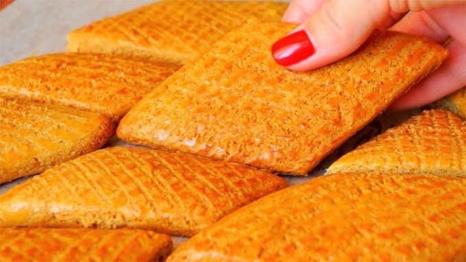 Печиво в магазині більше не купую! Швидкий рецепт печива НА ОЛІЇ за 20 хвилин!