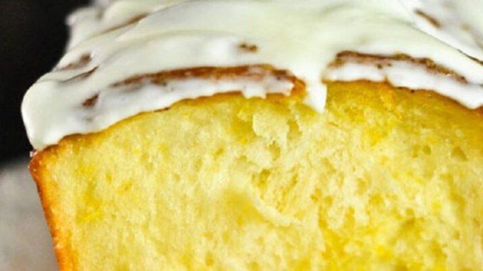 Приголомшливий лимонний кекс: пухкий і шалено ароматний. Випічка до чаювання