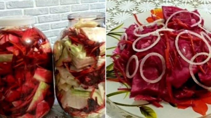 Хрусткі мариновані овочі в банці: готую так вже 20 років