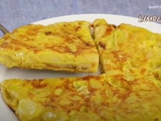 Картопля, цибуля та яйце. Всі продукти у вас вже є! Готую на сніданок іспанський омлет!