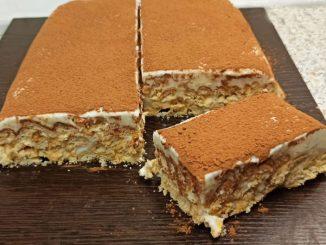Рецепт ніжного і смачного торта без випічки