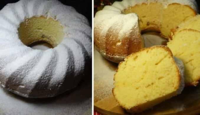 Коли гості на порозі! Італійський пиріг «12 ложок»