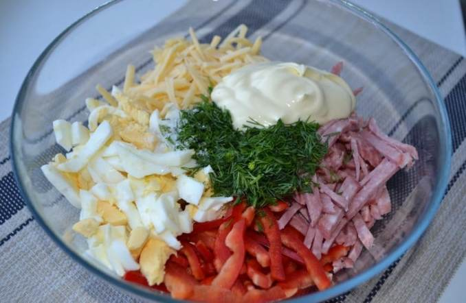 Спробувала салат в гостях і приготувала вдома. Ідеальне поєднання продуктів!