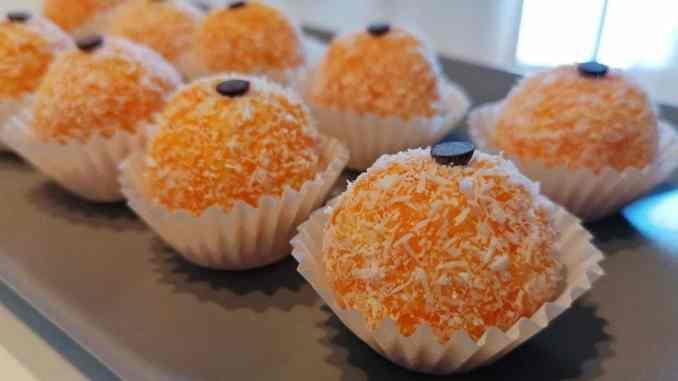 Морква, кокосова стружка та йогурт — смачне печиво без випічки! Наша сім'я у захваті
