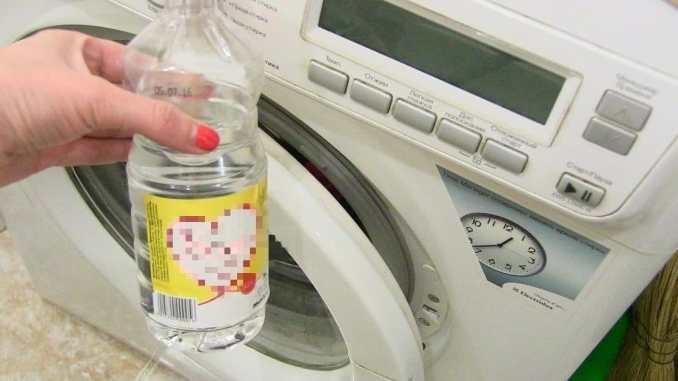 Кисле прання: як за допомогою оцту зробити речі ідеально чистими