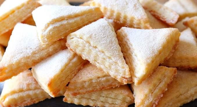 Печиво «Наполеон». Найпростіший рецепт листкового печива. Ідеальна випічка до чаю
